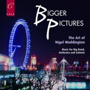 The Art Of Nigel Waddington