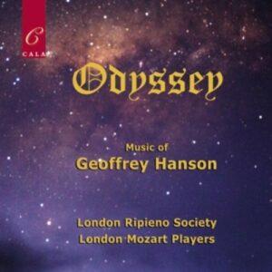 Hanson: Odyssey - London Mozart Players