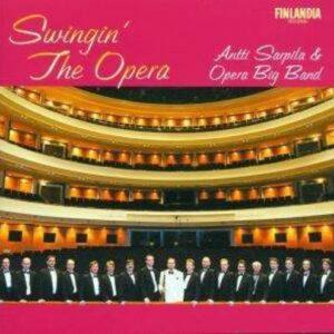 Swinging The Opera - Opera Swing Band