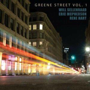 Greene Street Vol.1 (Vinyl) - Will Sellenraad