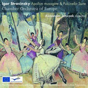 Igor Stravinsky: Apollon Musagete & Pulcinella Suite - Chamber Orchestra of Europe