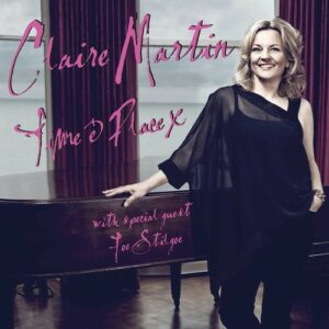 Time & Place - Claire Martin