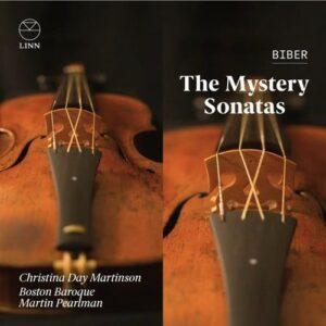 Biber: The Mystery Sonatas - Christina Day Martinson