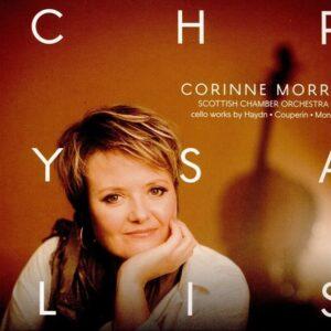 Chrysalis - Corinne Morris