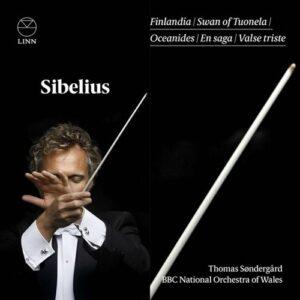 Jean Sibelius: Tone poems - Thomas Sondergard