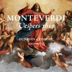 Monteverdi: Vespers 1610 - Dunedin Consort
