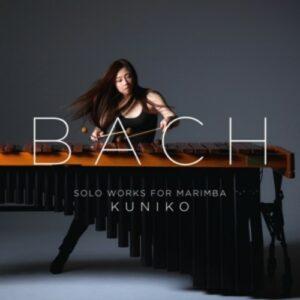Bach: Solo Works For Marimba - Kuniko