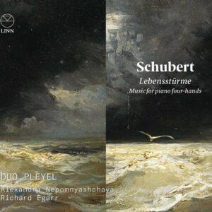 Schubert: Lebensstürme, Music For Piano Four-Hands - Duo Pleyel