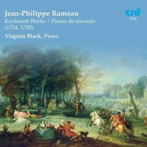 Jean-Philippe Rameau: Keyboard Works (1724, 1728) - Virginia Black