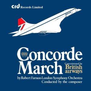 Robert Farnon: Concorde March - London Symphony Orchestra