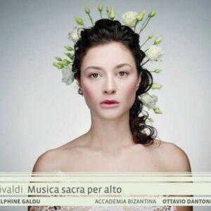 Vivaldi: Musica Sacra Per Alto - Delphine Galou
