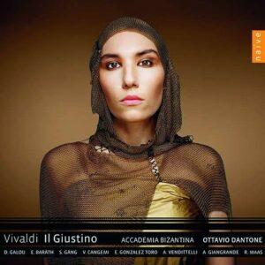 Vivaldi: Il Giustino - Ottavio Dantone