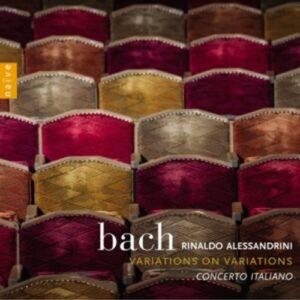 Bach: Variations On Variations - Concerto Italiano