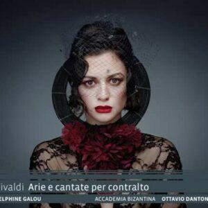 Vivaldi: Arie E Cantate Per Contralto - Delphine Galou