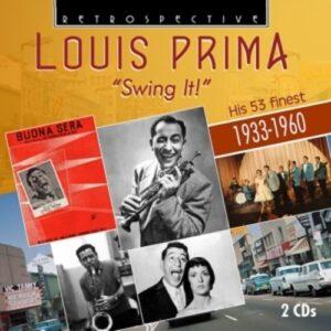 Swing It - Louis Prima