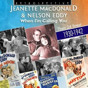 When I'm Calling You - Jeanette MacDonald & Nelson Eddy
