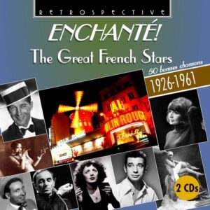 Enchanté! The Great French Stars