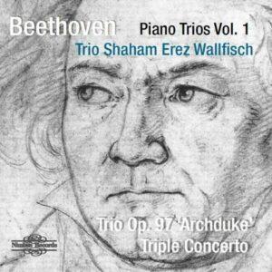 Ludwig Van Beethoven: Piano Trios Vol. 1 - Trio Shaham Erez Wallfisch