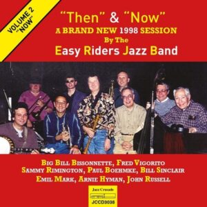 Then & Now Vol.2 - Easy Riders Jazz Band