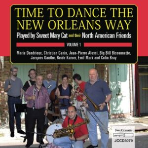 Time To Dance The New Orleans Way - Sweet Mary Cat