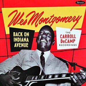 Back On Indiana Avenue (Vinyl) - Wes Montgomery