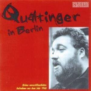 Qualtinger In Berlin