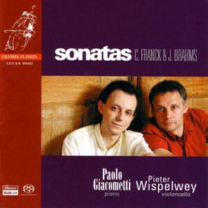 Schumann / Franck / Brahms: Cello Sonatas