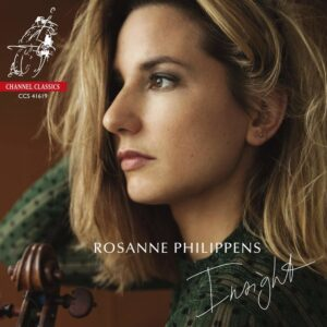 Insight - Works For Solo Violin - Rosanne Philippens