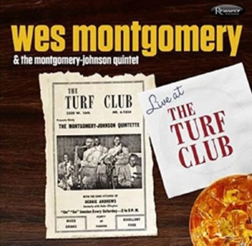 Live At The Turf Club - Wes Montgomery