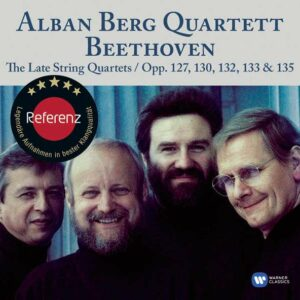 Beethoven: The Late String Quartets - Alban Berg Quartett