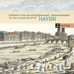 Joseph Haydn: Haydn - The Paris Symphonies - Orchestra Of The Age Of Enligh