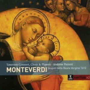 Claudio Monteverdi: Vespro Della Beata Vergine - Andrew Parrott