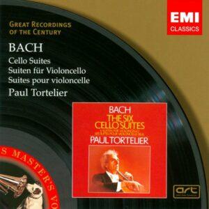 Bach: Cello Suites - Paul Tortelier