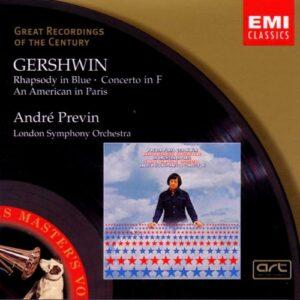 Gershwin: Rhapsody In Blue-Concerto In F - André Previn
