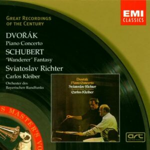 Dvorák: Piano Concerto, Fantasy C Major - Sviatoslav Richter