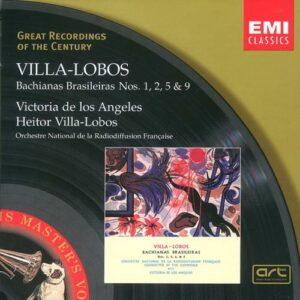 Villa-Lobos: Bachianas Brasileiras - Heitor Villa-Lobos