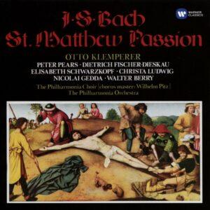 Bach: St.Matthew Passion - Otto Klemperer