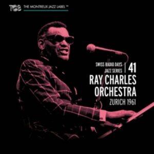 Swiss Radio Days Jazz Series Vol. 41, Zurich 1961 - Ray Charles Orchestra