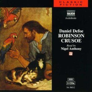 Daniel Defoe: Robinson Crusoe - Nigel Anthony