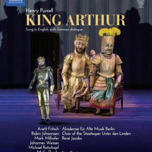 Henry Purcell: King Arthur - René Jacobs