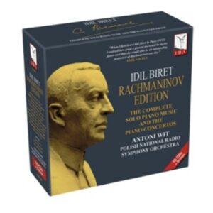 Rachmaninov: Complete Solo Piano Music And Piano Concertos - Idil Biret