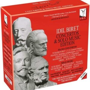 Concertos And Solo Music - Idil Biret