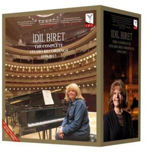 The Complete Studio Recordings (1959-2017) - Idil Biret