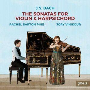 Bach: The Sonatas For Violin & Harpsichord - Rachel Barton Pine