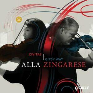 Alla Zingarese - Pavel Sporcl
