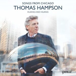Songs From Chicago - Thomas Hampson