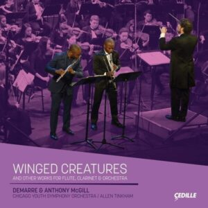 Winged Creatures - Anthony McGill