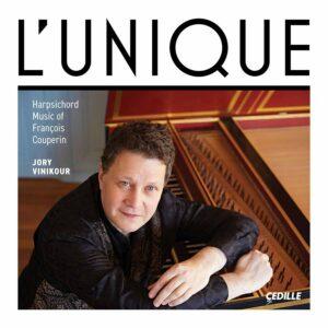 L'Unique: Harpsichord music of François Couperin - Jory Vinikour