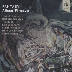Alissa Firsova: Fantasy - Ellie Laugharne