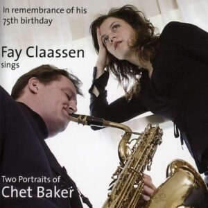 Two Portraits Of Chet Baker - Fay Claassen
